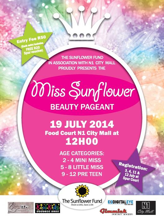 Miss Sunflower Beauty Pageant